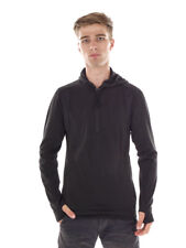 O´Neill Fleece Pullover Function Top Force Black Breathable