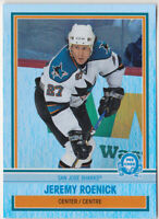 09-10 OPC Jeremy Roenick /100 RETRO RAINBOW Sharks 2009