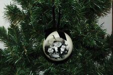 Lock, Shock, Barrel, Nightmare Before Christmas Ornament