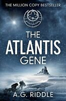 The Atlantis Gene (The Atlantis Trilogy) by Riddle, A.G. Book The Fast Free