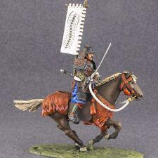 Medieval Japanese Samurai Cavalryman 54mm Painted 1/32 Figures Toy Soldiers