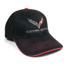 Chevrolet Corvette C7 Premium Structured Baseball Cap