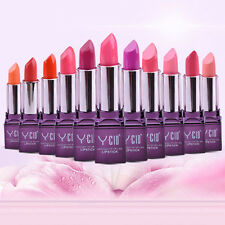 12 colors Nude Makeup Cosmetic Waterproof Long Lasting Balm Lipstick Lip Gloss