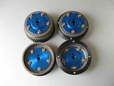 Adjustable cam gear gears FOR 02-05 Subaru WRX EJ207 GC8 4pcs