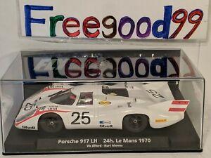 1:32 FLY car Model PORSCHE 917 LH 24h. Le mans 1970 Vic Elford/kurt ahrens