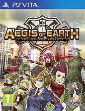 Aegis of Earth - Protonovus Assault PS Vita For PAL PS Vita (New & Sealed)