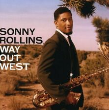 Sonny Rollins - Way Out West [New CD]