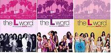 The L Word - Season/Staffel 1+2+3 * NEU OVP * DVD Set * (L World,L-Word)