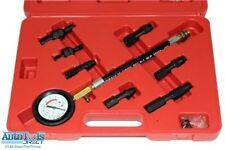 Motor De Gasolina Probador de compresión de prueba Set Kit directos & indirectos Motores