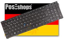 Orig. QWERTZ Tastatur Toshiba Tecra R850-14L R850-14P R850-14Q R850-14R DE Neu
