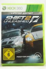 Shift 2 Unleashed: Need for Speed -Limited Edition- (Microsoft Xbox 360) Spiel