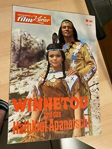 Illustrierter Film Kurier Nr. 126 - Karl May - Winnetou und Halbblut Apanatschi