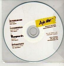 (CM782) 4 artists, split single - 2009 DJ CD