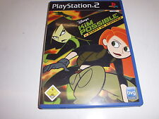 PlayStation 2   PS2  Kim Possible - Stoppt Dr. Stoppable