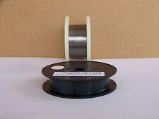 """Tungsten wire 0.0125  mm /0.0005 """"  -  3 m.  / 10  ft."""