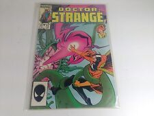 Comics marvel doctor strange 1985 VO etat proche du neuf mint collector