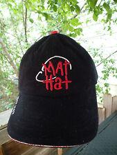 Baseball Cap ~ MAT HAT  100% Cotton