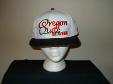 Vintage Oregon State (St Beavers The Game Snapback Hat/Cap -football