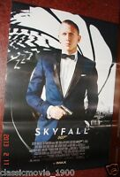 SKYFALL 007 DANIEL CRAIG  POSTER # 3 ORIGINAL SINGLE SHEET 27 X 37 GLOSSY