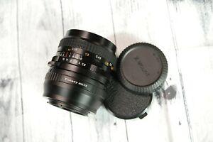 Fuji adapted 28mm f/2.8 prime lens for FX Fuji X X-T3 X-Pro2 X-A2 cameras