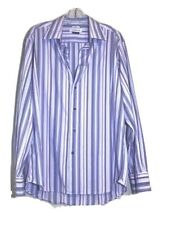 VERSACE Men Cotton Long Sleeve Shirt. See measures. Large