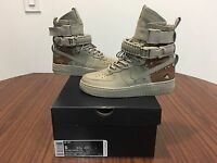 """NEW Nike Air Force One 1 AF1 Special Field SF """"Desert Camo"""" Chino - 864024202"""