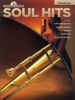 Soul Hits  Trombone  Book with CD HLE90003507