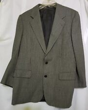 BAUMLER AVANTGARDE Blazer Men's 2 Buttons Sport 100% Virgin Wool EU 54 US 44