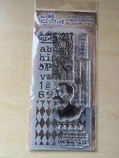 TIM HOLTZ COLLECTION - STAMPERS ANONYMOUS - STAMPS / STENCIL - POSTAL