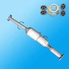 EU5 DPF Dieselpartikelfilter für NISSAN Juke F15 1.5dCi 110PS K9K410 2010/07-...