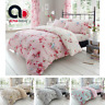 Floral Duvet Cover Set with Pillowcase Quilt Bedding Set Double King S.King Sale