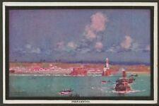Pernambuco Brazil 1933 Postcard by The Royal Mail Steam Packet Co UNUSED