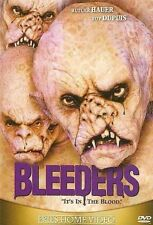 BLEEDERS (DVD: 1997) REGION FREE - BRAND NEW/SEALED