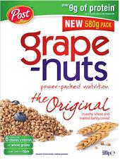 POST GRAPE NUTS 3 x 580G
