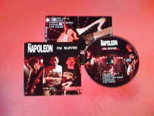 THE NAPOLEON (Japanese Band) PM Eleven 5 Track CD EP! J-Rock
