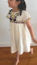 ANTIK BATIK / monoprix kids girls 8 to 10 yo floral dress french bonpoint boho