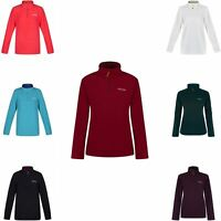 Regatta Sweethart Half Zip Womens Micro Fleece (Multiple Colours) RWA027