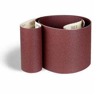 10 x Starcke Schleifband Schleifbänder 150 mm x 7200 mm K80 - K150