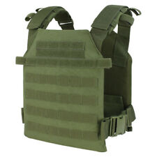 Condor Sentry Lightweight Plate Carrier Military Combat Molle Army Vest Olive