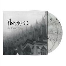 Anacrusis Suffering Hour Light Grey Black Vinyl LP Record new