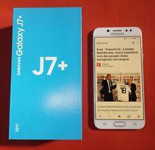 Samsung Galaxy J7+ Champagne Gold 32Go (Non simlocké)