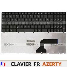 Clavier original Azerty noir pour Asus K72F