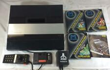 Vintage Atari 5200 System with (1) Controller & (3) Games TESTED