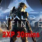 Halo Infinite 2XP 30 Mins Regions FREE - Redeem Now WAYPOINT