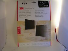 """3M PF125W9 Privacy Filter for Widescreen Laptop 12.5"""""""