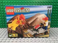 LEGO System Train 9V 2585 Handcar New Sealed Vintage
