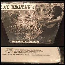 """JAY REATARD~Night Of Broken Glass 12""""/700 SEALED~punk lost sounds angry angles"""
