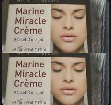 Transformulas Marine Miracle Creme 50ml Ageless Beauty Pack Of 2