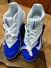 on sale 9209f 3bc37 Botines de béisbol Nike Vapor ultrafly Pro BSBL Blanco Azul 852698-114 Talla  7