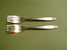 WMF William Fraser Action set of 2 salad forks 7""